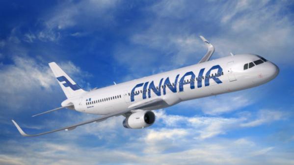 Finnair communique sur les voyages en Finlande