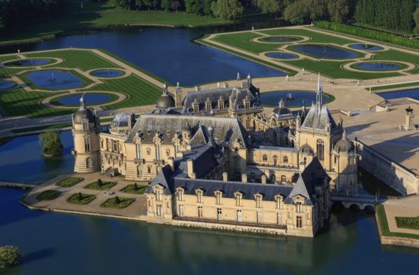 Domaine de Chantilly -  © Jérôme Houyvet