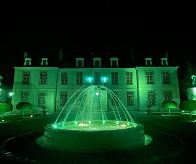 Château du Coudreceau dans le Loiret - © DR
