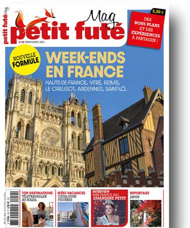 Petit Futé Mag Printemps-Eté en kiosque