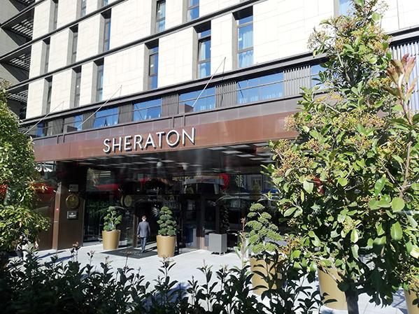 Le Sheraton Istanbul City Center est un établissement 5 étoiles proposant 254 chambres - @ David Raynal