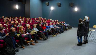 En décembre 2019, le festival de cinéma Nouvelles Images d'Iran qui s'est déroulé à Vitré, une jolie ville d'Art d'Histoire située aux portes de la Bretagne, avait rencontré un beau succès auprès du public. @ Reza Kashefi