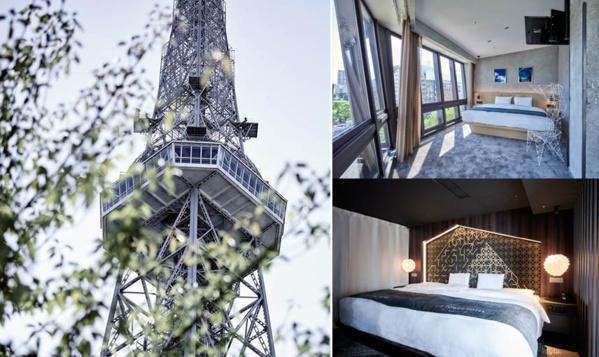 Les chambres lumineuses et spacieuses sont à la pointe de la modernité - © Tower Hotel Nagoya
