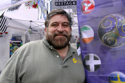 Lisardo Lombardia, directeur du Festival - © David Raynal