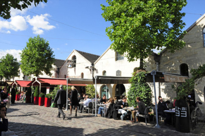 Bercy Village- © Didier Cocatrix