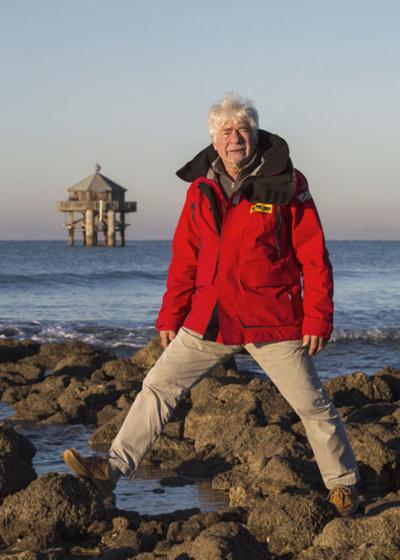 André Bronner, dit « Yul Vernes », un aventurier rochelais haut en couleur @ D.R.