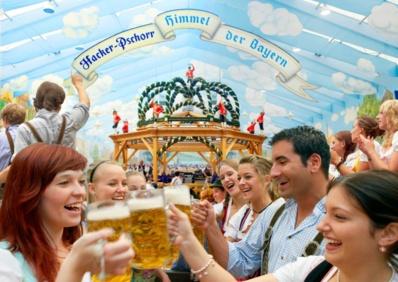 Oktoberfest à Munich © A.Kupka