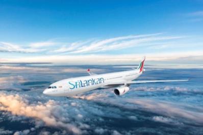 SriLankan Airlines ouvre des vols réguliers entre Colombo et Paris