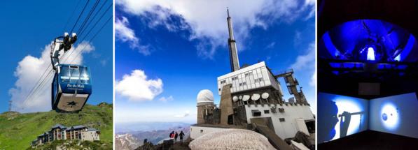 L'observatoire du Pic du Midi - © Dominique Marché