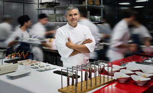 Le Chef Nandu Jubany