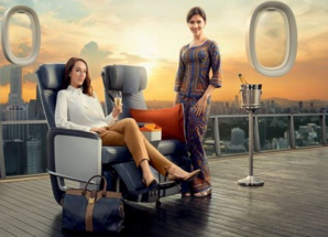 Bienvenue en classe Premium Economy sur Singapore Airlines