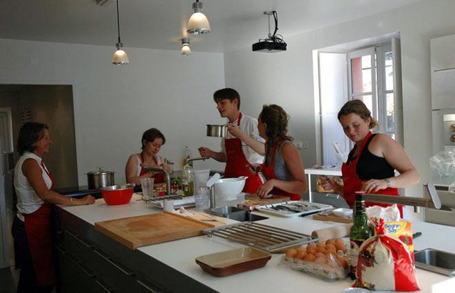 En cuisine avec un chef corsaire for Poste chef de cuisine