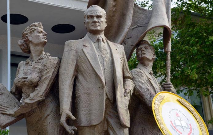 Mustapha Kemal Atatürk, le père de la Turquie moderne - © D. Raynal