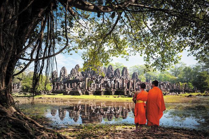 Angkor © Safrans du Monde