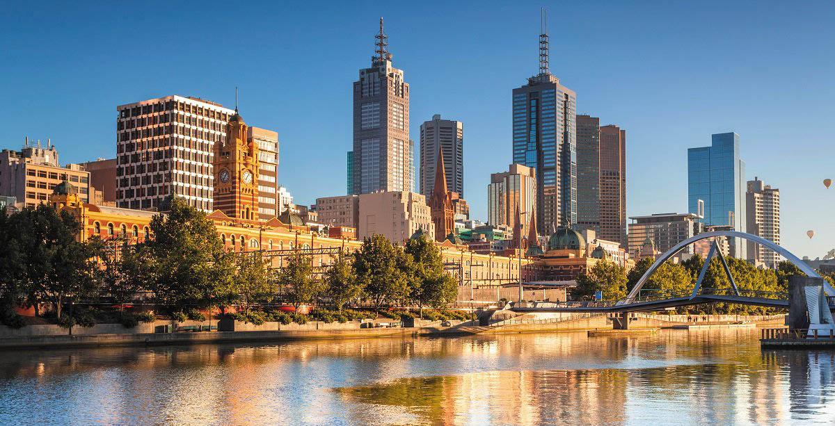 Melbourne - © Safrans du Monde