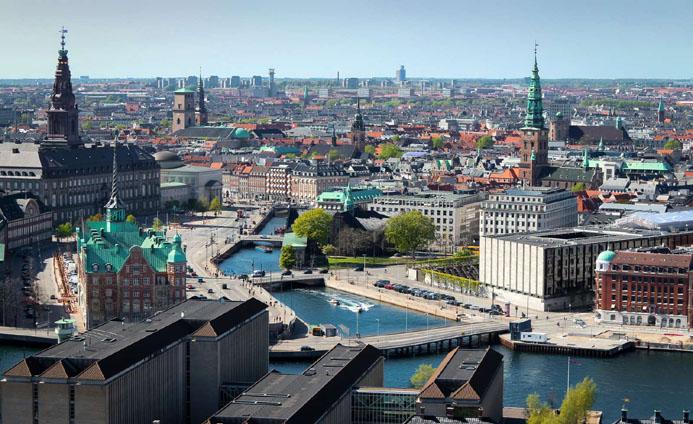 Copenhague - © Visit Denmark
