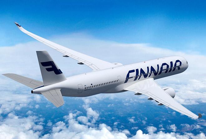 Airbus A350 Finnair - © Finnair