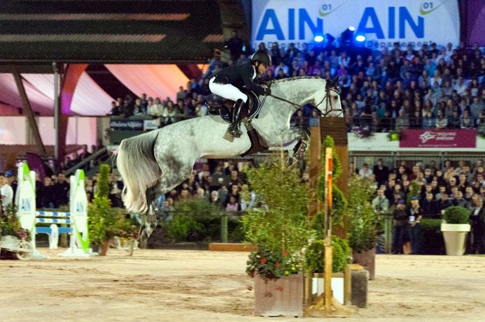 Jumping : Concours de saut international de Bourg-en-Bresse