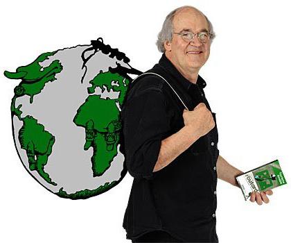 Aux dernières nouvelles, Pierre Josse affichait 107 pays au compteur …