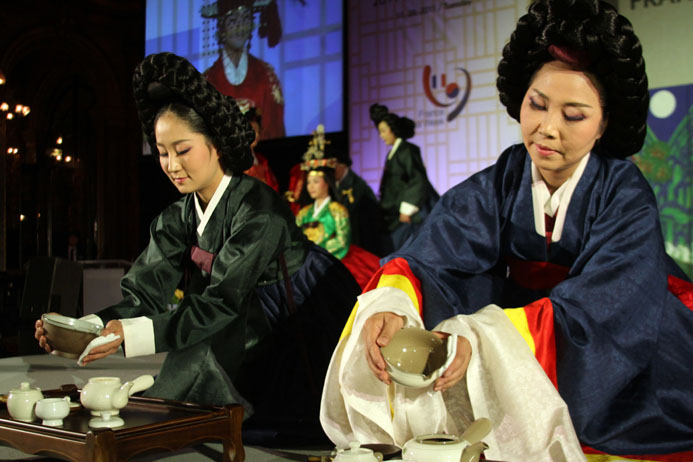 Pierre Josse aimerait visiter la Corée du Sud pour compléter son rêve asiatique - © D. Raynal