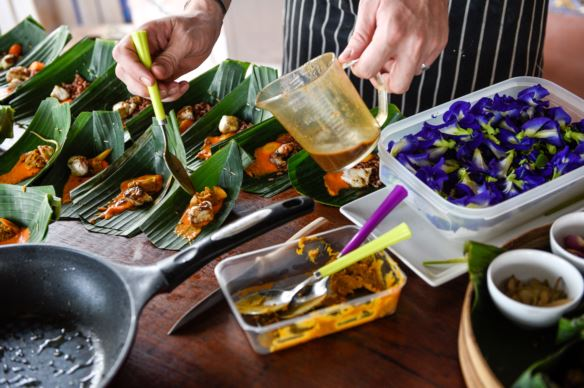 Crédit photo : D.R. Ubud Food Festival