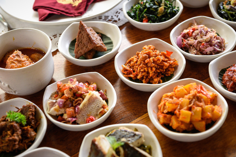 L'Indonésie brille par l'excellence et la diversité de sa gastronomie © O.T. Wonderfull Indonesia