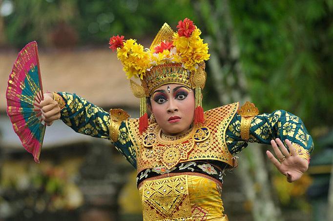 Danses traditionnelles balinaises © O.T. Wonderfull Indonesia