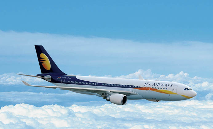 Gastronomie indienne sur jet airways for Vol interieur inde