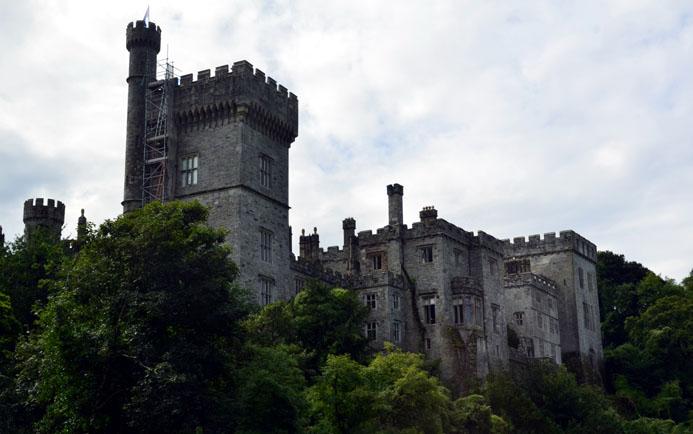 Lismore Castle - © D. Raynal