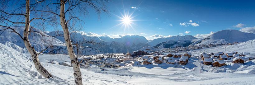 L'Alpe d'Huez - © Isère Tourisme