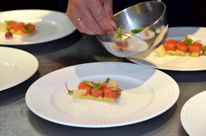 Restaurant L'Eau vive - © D. Raynal
