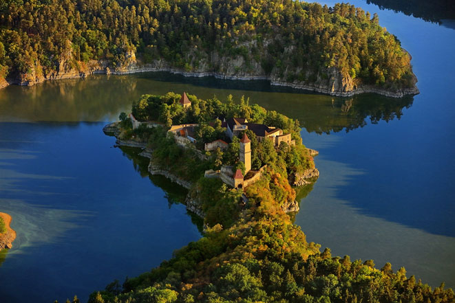 Château Zvikov - © Libor Svacek - CzechTourism