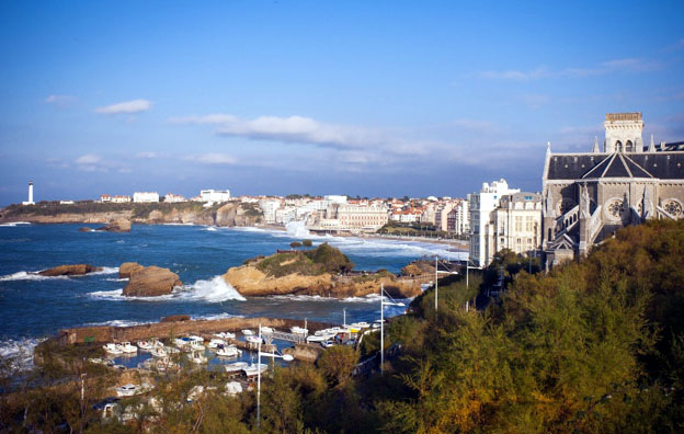 Biarritz - © Emmy Martens