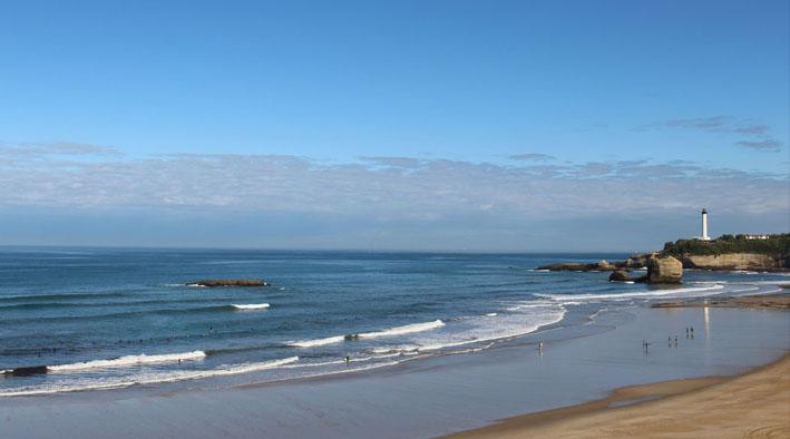 Grande plage - © DR