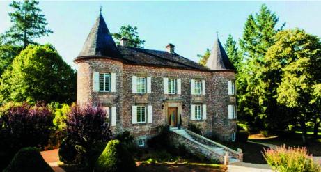 Château de Maraval en Dordogne