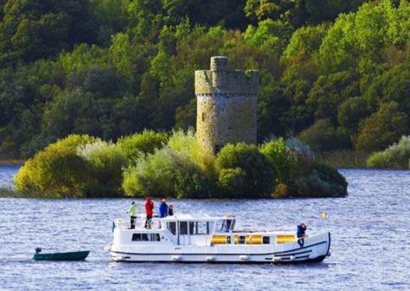 Larguez les amarres en Irlande avec Locaboat