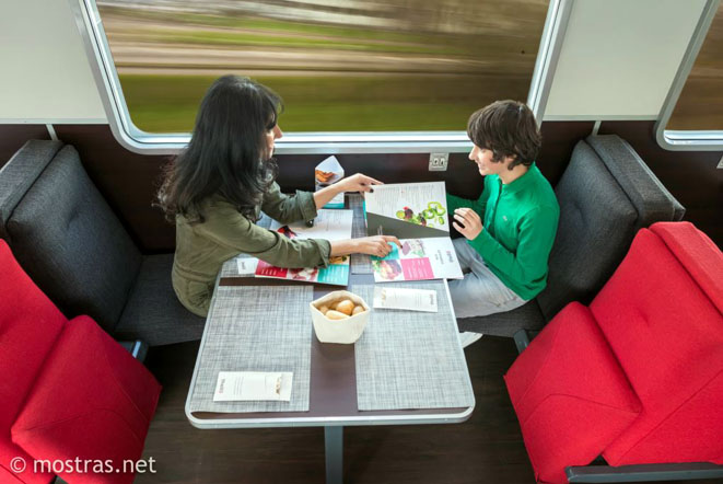 Wagon restaurant - © Mostras.net
