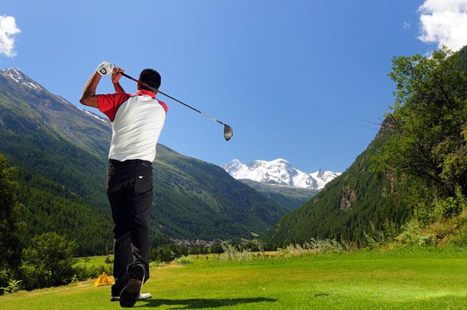 Golf - @ Leander Wenger