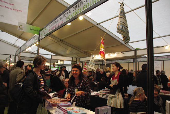 Salon du Livre Gourmand de Périgueux - © DR