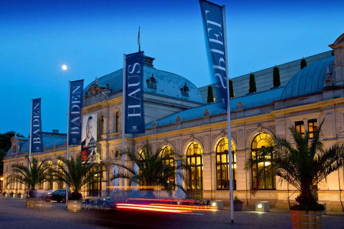 L'Opéra - © OT Baden-Baden