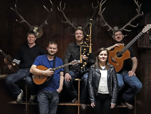 THe Chair With Daimh - © Celtic Connections
