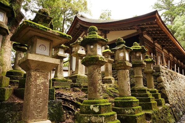 Shinto kasuga - Nara - @ pixabay