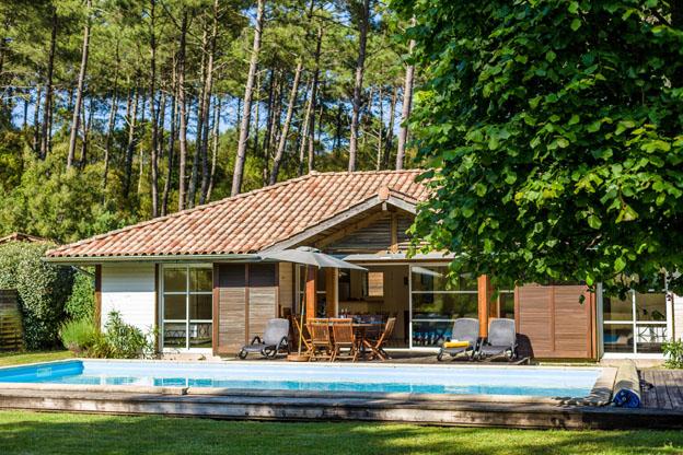 Villas clairière chevreuils - Les Moliets