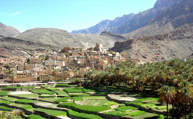 Jebel Akhdar - Village de Bilad Sayt - © OT Oman