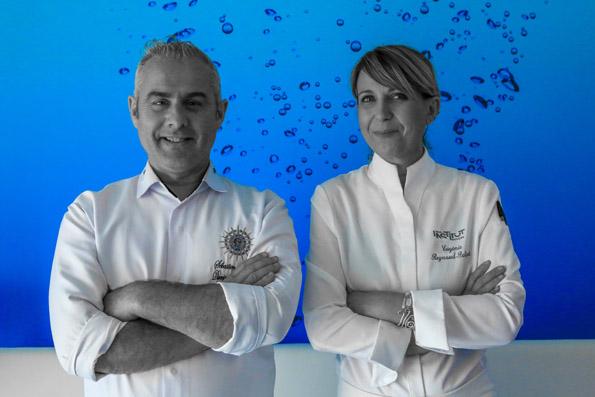 Sébastien Bontour et Eugénie Reynaud - © D. Marché