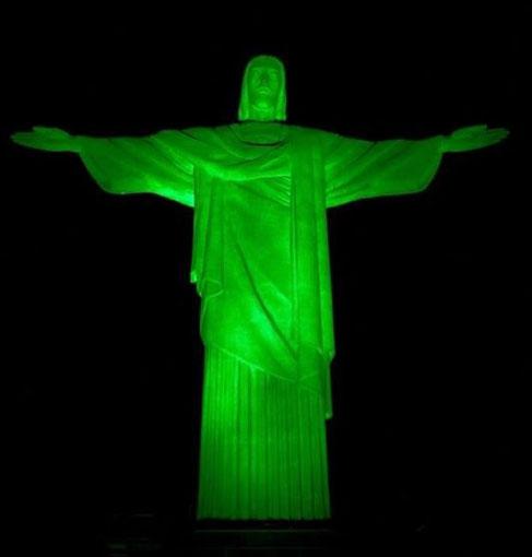 Christ Rédempteur à Rio de Janeiro - © DR