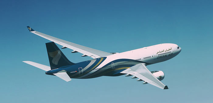 Airbus A330-300 Oman Air