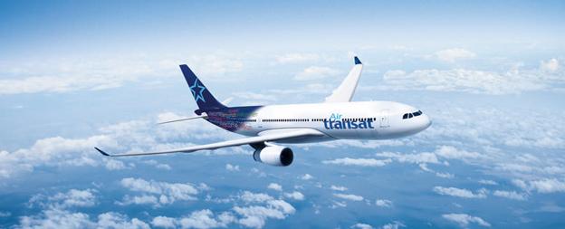 Air Transat meilleure compagnie aérienne vacances au monde pour Skytrax