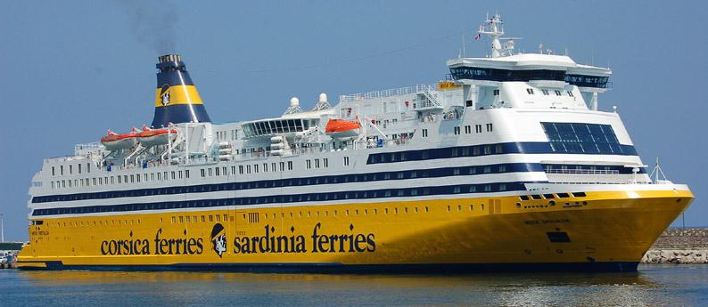 Mega Smeralda - © Corsica Ferries