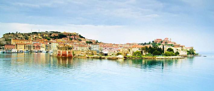 ïle d'Elbe - © Corsica Ferries